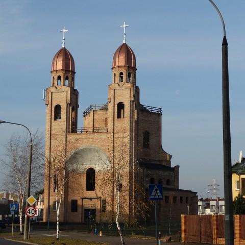 Budowa kościoła 2014