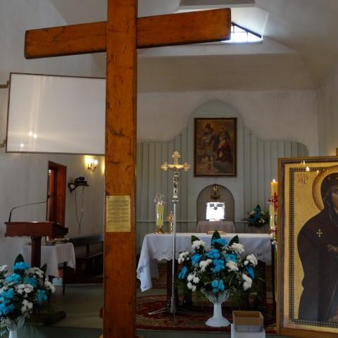 Peregrynacja Symboli Światowych Dni Młodzieży Krzyża i Ikony Matki Bożej Salus Populi Romani - 9 lipca 2015 r.