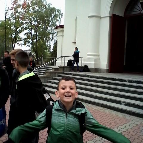 zjazd Liturgicznej Służby Ołtarza 03. 10. 2015 r. Mońki